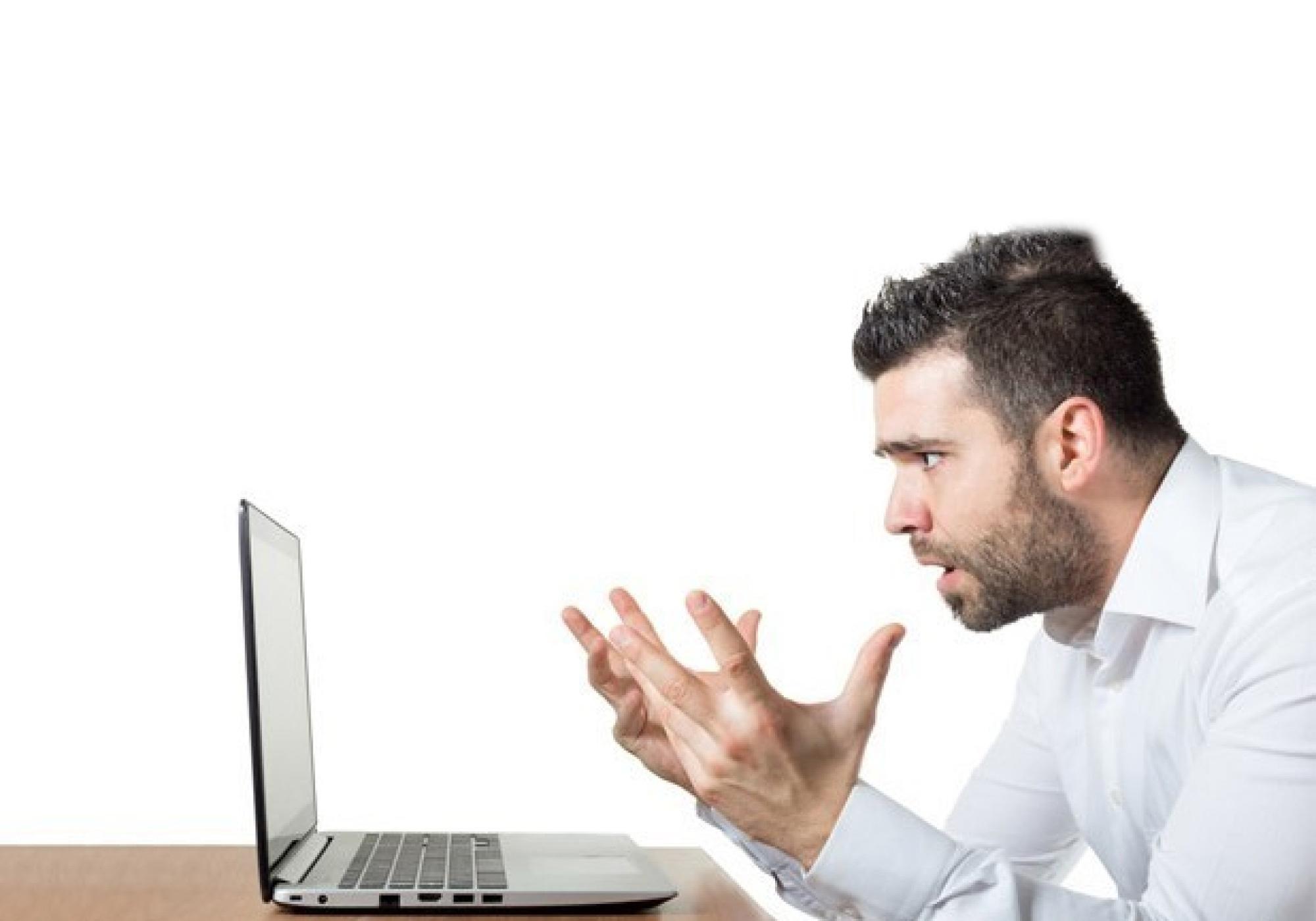 بعض مشاكل بطئ الانترنت و حلها